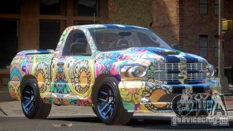 Dodge Ram R-Tuned PJ5 для GTA 4
