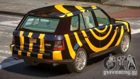 Range Rover Sport SL PJ3 для GTA 4