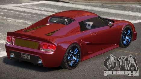 Rossion Q1 M-Sport для GTA 4