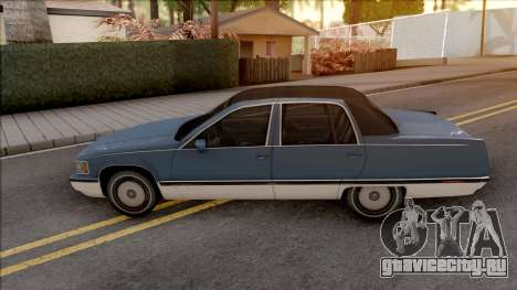 Cadillac Fleetwood Brougham 1993 для GTA San Andreas