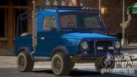 LUAZ 969M V1.0 для GTA 4