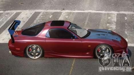 Mazda RX7 PSR для GTA 4