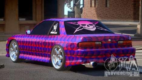 Nissan Silvia S13 TR PJ3 для GTA 4