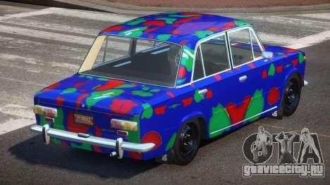 VAZ 2101 BS PJ5 для GTA 4