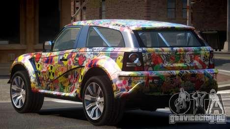 Land Rover Bowler RT PJ1 для GTA 4
