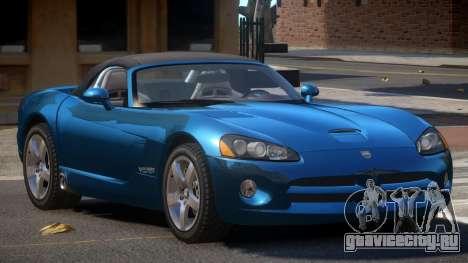 Dodge Viper SR для GTA 4