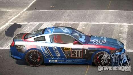 Ford Mustang GT R-Tuning PJ3 для GTA 4
