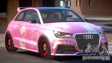 Audi A1 G-Style PJ4 для GTA 4