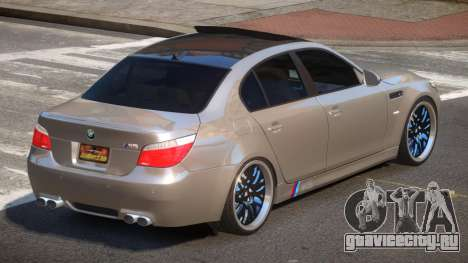 BMW M5 E60 H-Style для GTA 4