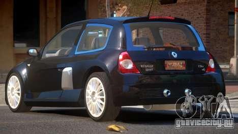 Renault Clio SR для GTA 4