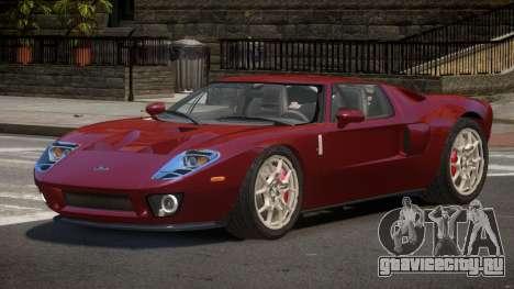Ford GT R-Tuning для GTA 4