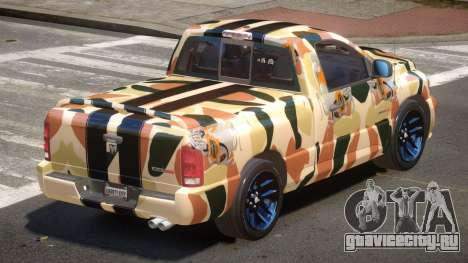 Dodge Ram R-Tuned PJ6 для GTA 4
