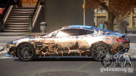 Aston Martin Vanquish LT PJ4 для GTA 4