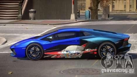 Lamborghini Aventador G-Tuned PJ6 для GTA 4