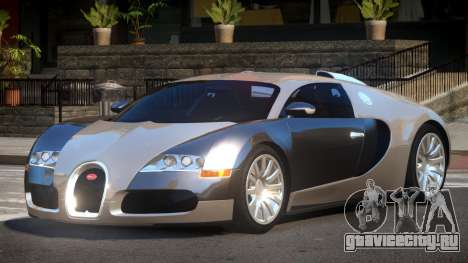 Bugatti Veyron RP для GTA 4
