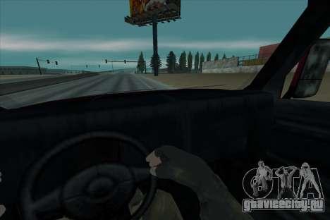 Peterbilt 579 Sleeper (SA Style) для GTA San Andreas