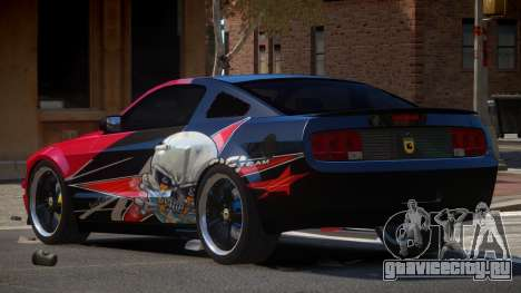 Ford Mustang G-Tuned PJ6 для GTA 4