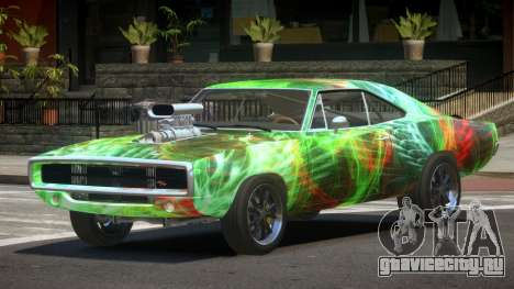 1964 Dodge Charger RT PJ3 для GTA 4