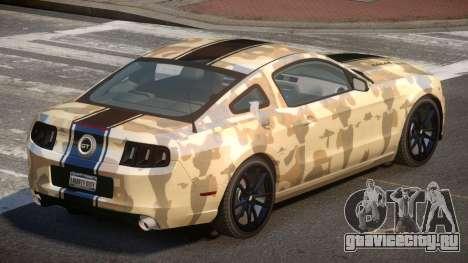 Ford Mustang GST PJ6 для GTA 4