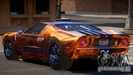 Ford GT1000 RS PJ1 для GTA 4