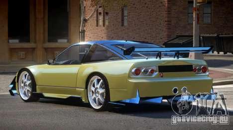 Nissan 240SX D-Tuned для GTA 4