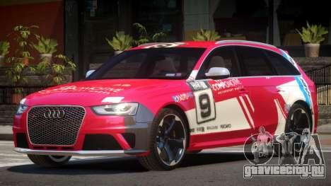 Audi RS4 S-Tuned PJ6 для GTA 4