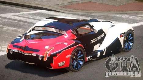 Morgan Aero S-Tuned PJ5 для GTA 4