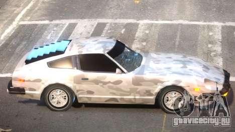 Datsun 280ZX GT PJ6 для GTA 4