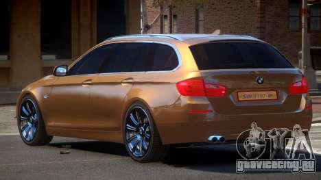 BMW M5 F11 LS для GTA 4