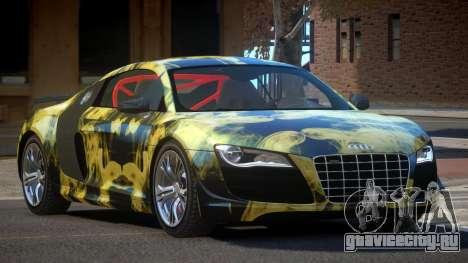 Audi R8 R-Tuned PJ4 для GTA 4