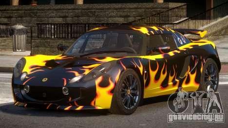 Lotus Exige M-Sport PJ3 для GTA 4