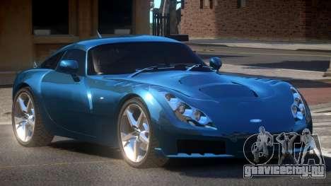 TVR Sagaris LT для GTA 4