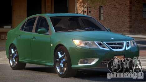 Saab 9-3 V1.3 для GTA 4