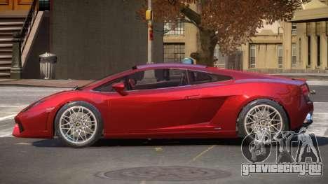 Lambo Gallardo LP560 LT для GTA 4