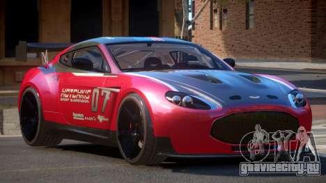 Aston Martin Zagato G-Style PJ1 для GTA 4