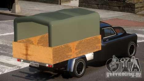 1976 GAZ M20 для GTA 4