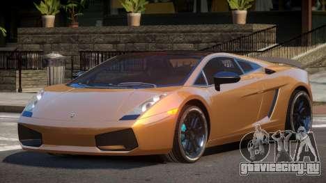Lamborghini Gallardo FSI для GTA 4