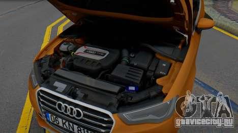 Audi A3 S-Line для GTA San Andreas