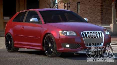 Audi S3 RS для GTA 4