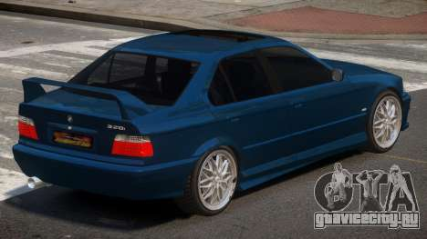 BMW 320I MS для GTA 4