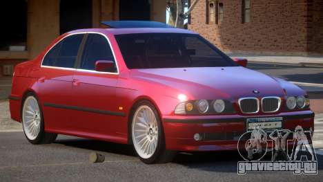 1995 BMW M5 E39 для GTA 4