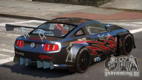 Ford Mustang GT R-Tuning PJ1 для GTA 4