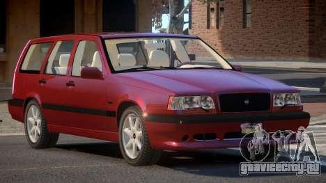 1994 Volvo 850 для GTA 4