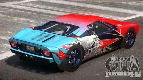 Ford GT1000 RS PJ6 для GTA 4