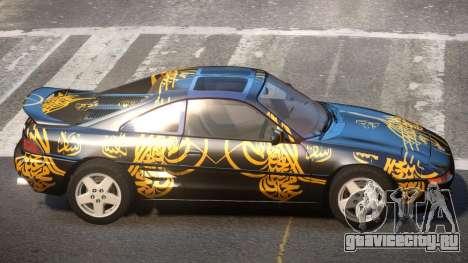 Toyota MR2 GT Sport PJ6 для GTA 4