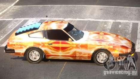 Datsun 280ZX GT PJ5 для GTA 4