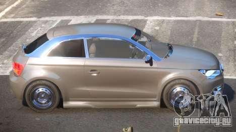 Audi A1 LR для GTA 4
