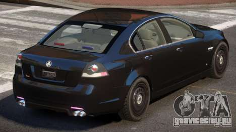 Holden Commodore Spec для GTA 4