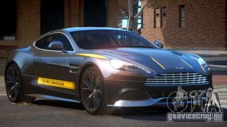 Aston Martin Vanquish LT PJ3 для GTA 4