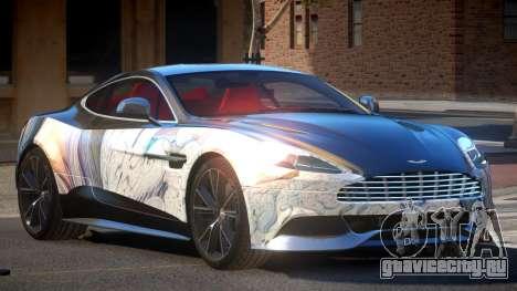 Aston Martin Vanquish LT PJ2 для GTA 4